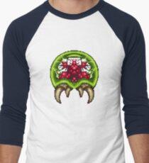 Metroid Men's Baseball ¾ T-Shirt