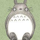 Totoro by Sophie Corrigan