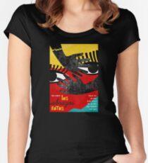 Los abrazos rotos Tailliertes Rundhals-Shirt