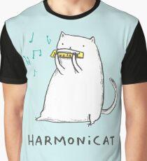 Harmonicat Graphic T-Shirt