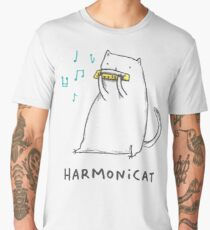 Harmonicat Men's Premium T-Shirt