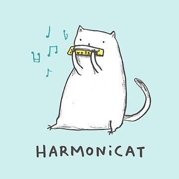 Harmonicat by SophieCorrigan