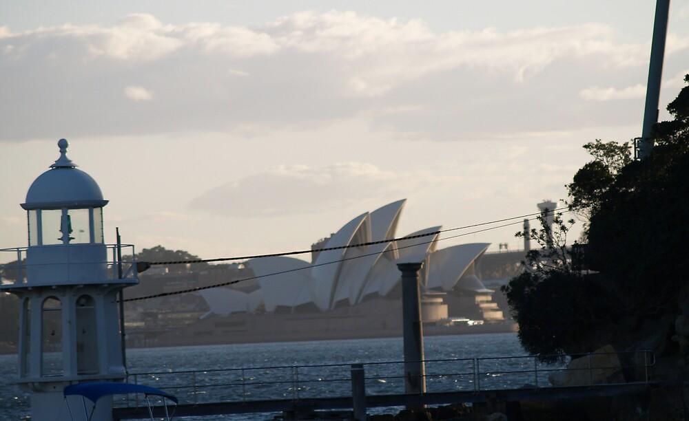 Sydney  by Steve Lindsay