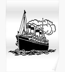 'Cruiser - ClipArt.' Poster