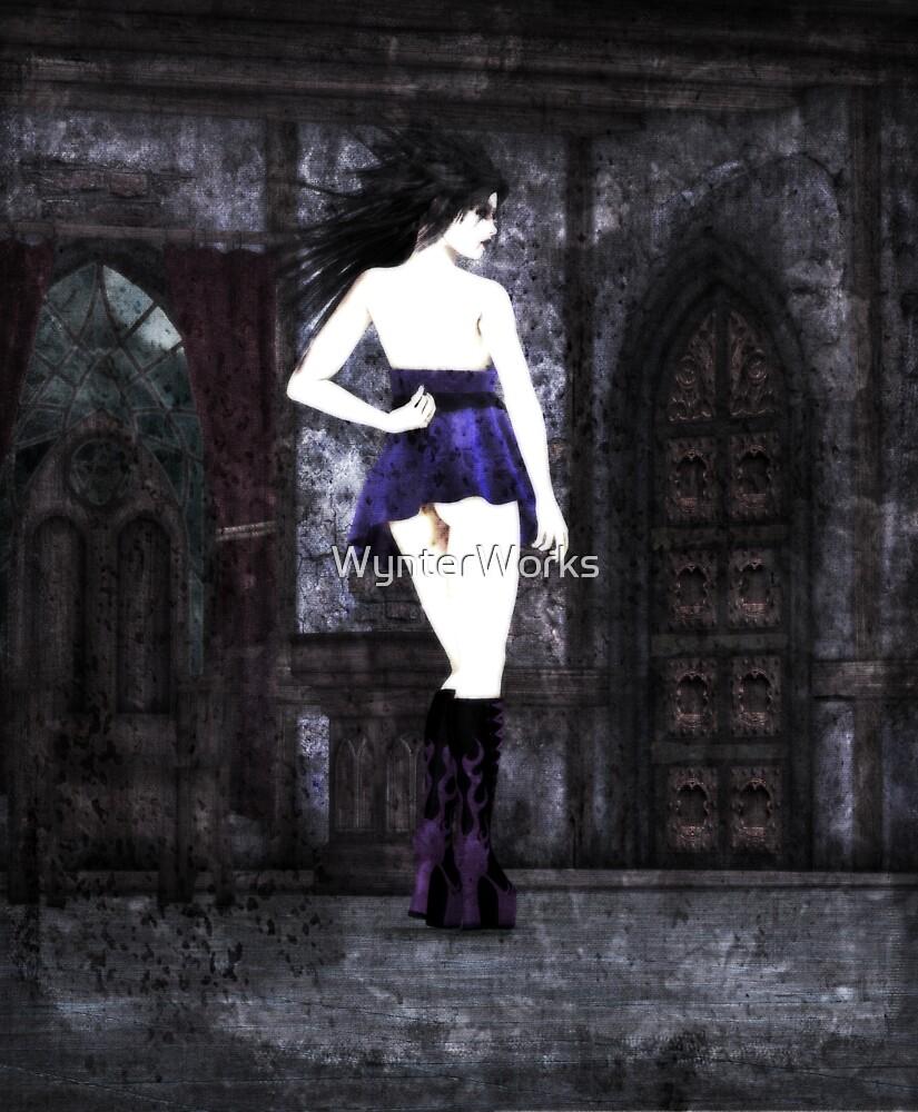 - -Sins Sister- - by WynterWorks