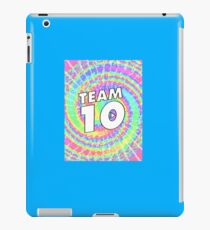 Jake Paul Team Ten Tie Dye iPad Case/Skin