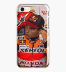 Marc Marquez  iPhone Case/Skin