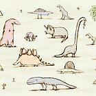 Dinosaurs by Sophie Corrigan