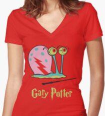 Gary Potter Women's Fitted V-Neck T-Shirt