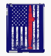AMERICAN SUBMARINER iPad Case/Skin