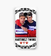 Martinez Twins  Samsung Galaxy Case/Skin