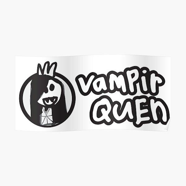 Vampir Quen Logo Poster
