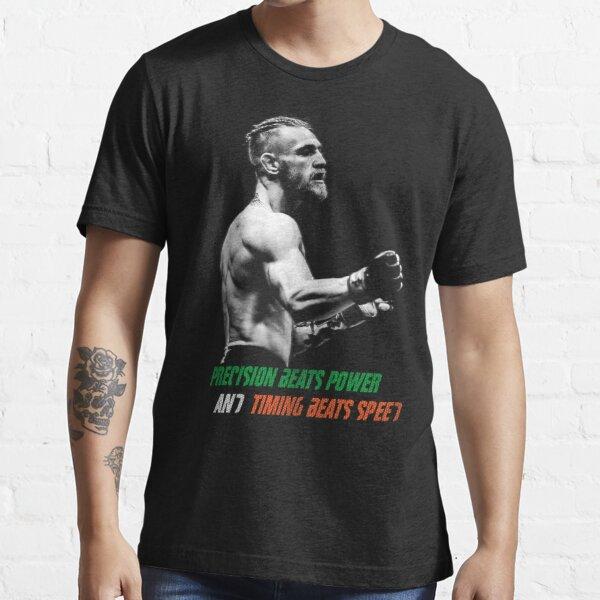 Conor McGregor Camiseta esencial
