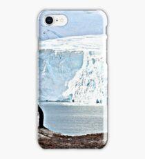 The Lone Penguin iPhone Case/Skin