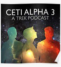 Ceti Alpha 3 Poster