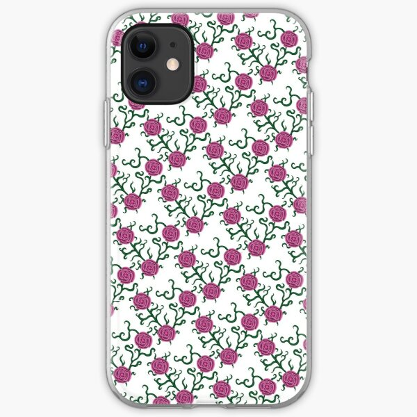 Endless Roses  iPhone Soft Case