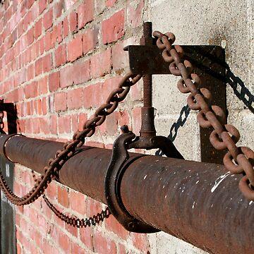 Chained by CherishAtHome