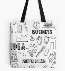 PRIVATE BANKER Tote Bag