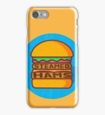 Steamed Hams iPhone Case/Skin
