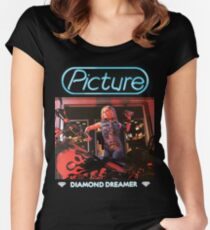 Picture Diamond Dreamer Women's Fitted Scoop T-Shirt