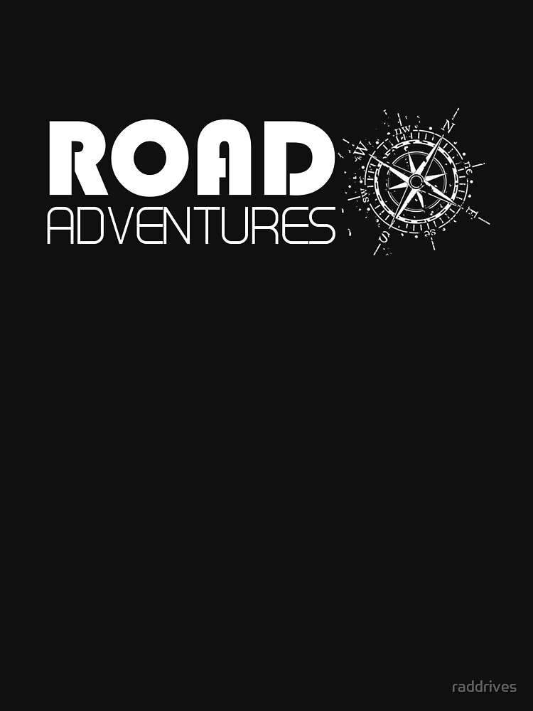 Road Adventures Classic White by raddrives