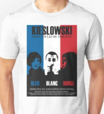 Kieslowski - Three Colours Trilogy T-Shirt