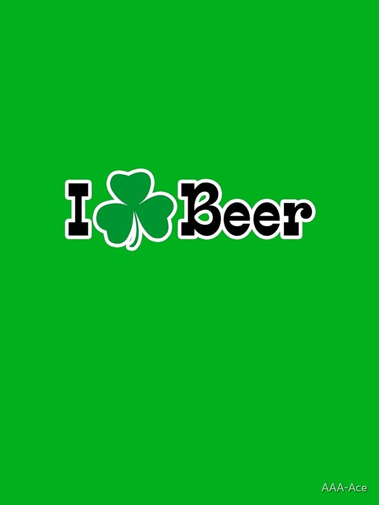 Ich Shamrock Bier von AAA-Ace