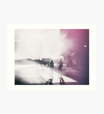 street photo JOY #street #streetphoto Art Print
