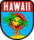 HAWAII PALMS SUN BEACH OCEAN SURFING WAIKIKI HILO VOLCANOES NATIONAL PARK HALEAKALA by MyHandmadeSigns