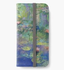 Water Garden iPhone Wallet/Case/Skin
