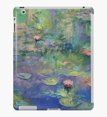 Water Garden iPad Case/Skin