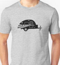 Teardrop Camping / Travel Trailer Unisex T-Shirt