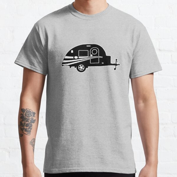 Teardrop Camping / Travel Trailer Classic T-Shirt