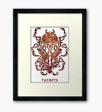 House Redoran Framed Print