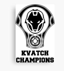 Champions of Kvatch Canvas Print