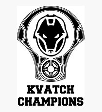 Champions of Kvatch Photographic Print