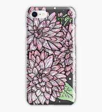 Garden Fresh Floral Illustration iPhone Case/Skin