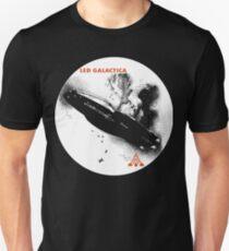 Led Galactica (dark shirt edition) Unisex T-Shirt
