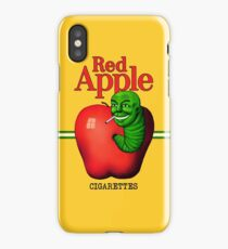 Red Apple Cigarettes iPhone Case/Skin