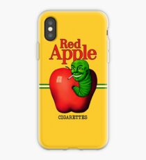 Red Apple Cigarettes iPhone Case