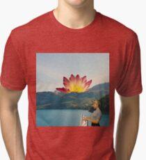 1960's Sunrise Tri-blend T-Shirt