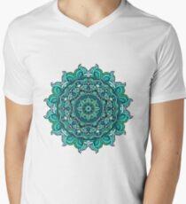 Blue mandala T-Shirt