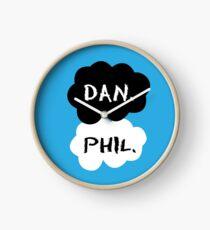 Dan & Phil - TFIOS Clock