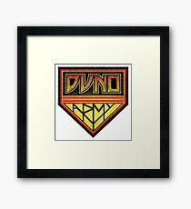 DVNO Framed Print