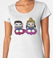 STPC: Naka Do & Oyo Yo (Tea) Women's Premium T-Shirt