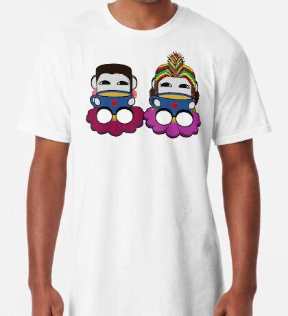 STPC: Naka Do & Oyo Yo (Tea) Long T-Shirt