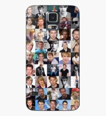 Chord Overstreet Collage - Many Items Available Case/Skin for Samsung Galaxy
