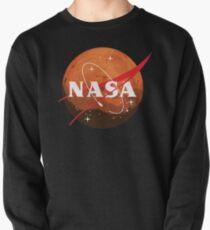 Sudadera sin capucha Viaje de la NASA a Marte