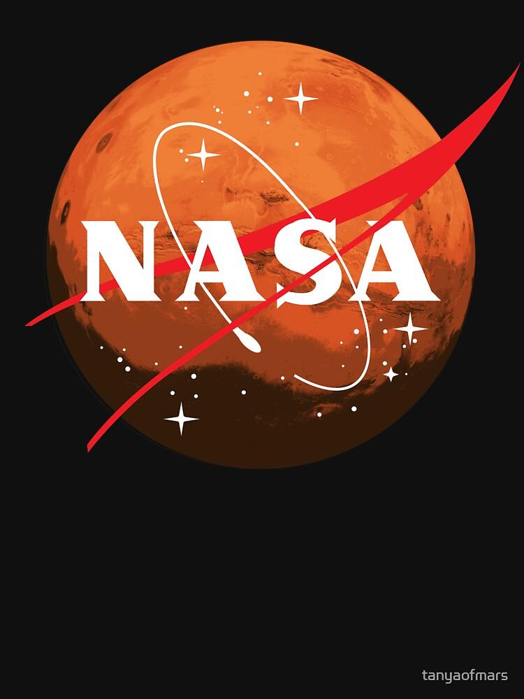 NASA Journey to Mars by tanyaofmars