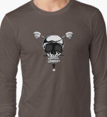 Baseball Skulls inc. Logo Long Sleeve T-Shirt